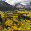 San Juan mountains - Foto de Stock