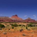 Scenic desert landscape in Utah — Stock Photo #9017339