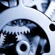 Clock gears — Stock Photo #9105462