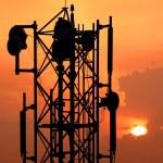 Communication Tower — Stock Photo #9105650