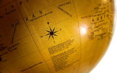 Ancient Globe — Stock Photo