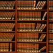 Law book library — Stock Photo #9111111