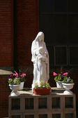 聖母マリア像 — ストック写真