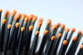 Saç fırçası — Stok fotoğraf