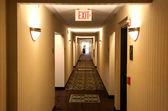 Hotel Carridor — Stock Photo