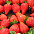 Fresh strawberries — Stock Photo #10030843