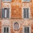 Ancient building in Rome — Stock Photo #10070171