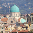 Synagogue of Florence — Stock Photo #10246116