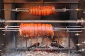 Pigs on broach — Foto de Stock