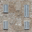 Italistyle shutters — Stock Photo #10349285