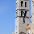 Tower of the in Assisi — Stock Photo