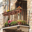 Medieval balcony — Stock Photo #10446009