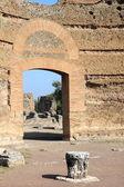 Villa Adriana near Rome — Stock Photo