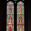 Stained glass window — Stock Photo #10542290