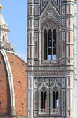 Giotto Bell Tower in Florence — Stock Photo