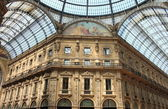 Milan galleri — Stockfoto