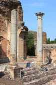 Colonne corinzie — Foto Stock