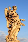 Blessing angel — Stock Photo