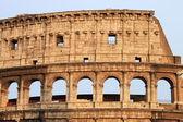 Coliseu arcos — Foto Stock