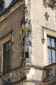 Saint Wenceslas statue — Foto de Stock