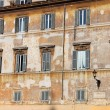 Ancient building in Rome — Stock Photo #8588791