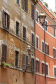 Urban scenic of Trastevere — Stock Photo
