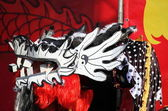 Dancing Dragon — Stock Photo
