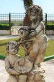 Statue of children — Stock Photo