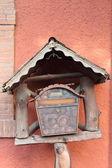 Romantic mailbox — Stock Photo