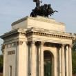 Wellington arch - Stock Photo