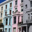 Notting Hill houses — Stock Photo #9011701
