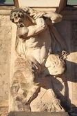 Kentaur staty — Stockfoto