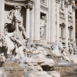 Trevi Fountain in Rome — Stock Photo #9106724