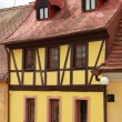 Royalty-Free Stock Photo: Traditional timbered house