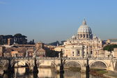 Saint Peter basilica — Stock Photo