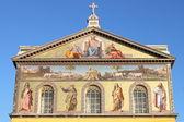 Bazilika svatého pavla za hradbami — Stock fotografie