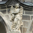 Stock Photo: Angel statue