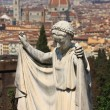 Angel in Florence — Stock Photo #9762857