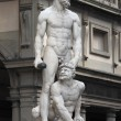 Statue of Hercules and Caucus — Stock Photo #9764085