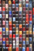 Colorful ties — Stock Photo