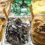 lody włoskie — Zdjęcie stockowe