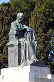 Giuseppe Mazzini-Statue — Stockfoto