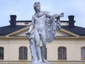 Statue of Apollo — Stock Photo