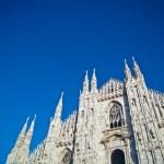 Duomo (Milan) — Stock Photo #8323294