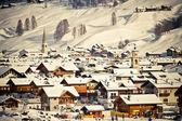 Winter & Alps (Livigno & Foscagno) — Stockfoto