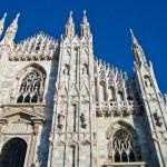 Duomo (Milan) — Stock Photo #9103657