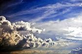 De hemel — Stockfoto