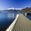 Como Lake — Stock Photo