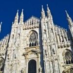 Duomo (Milan) — Stock Photo #9644458