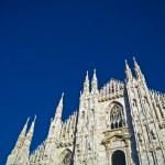 Duomo (Milan) — Stock Photo #9644526
